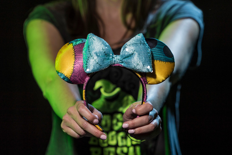 Halloween Time at Disneyland Resort – Sally Headband