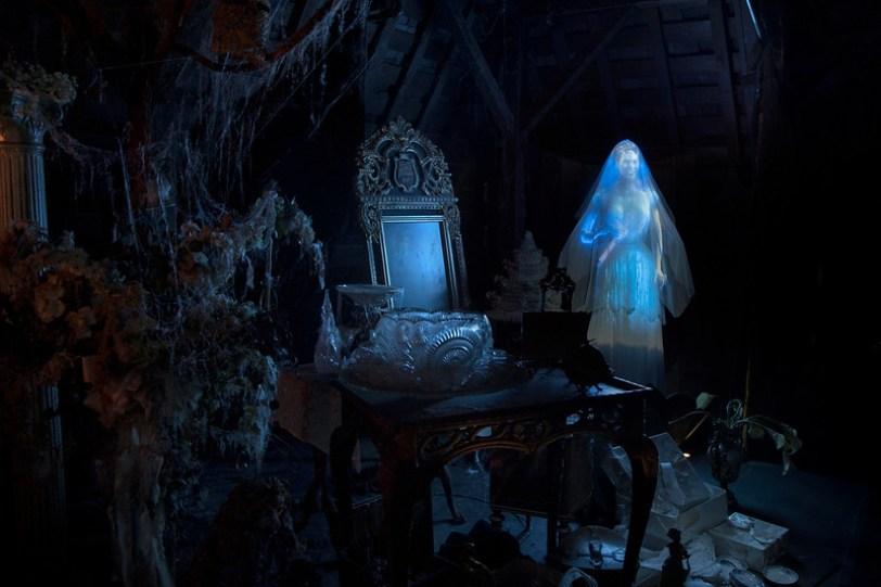 Haunted Mansion at Disneyland Park – Constance Hatchaway