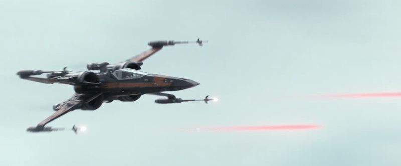 rise of the resistance poe x-wing star wars galaxys edge1