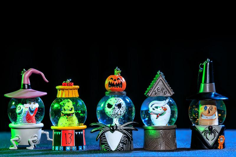 Halloween Time at Disneyland Resort – The Nightmare Before Christmas Ornaments