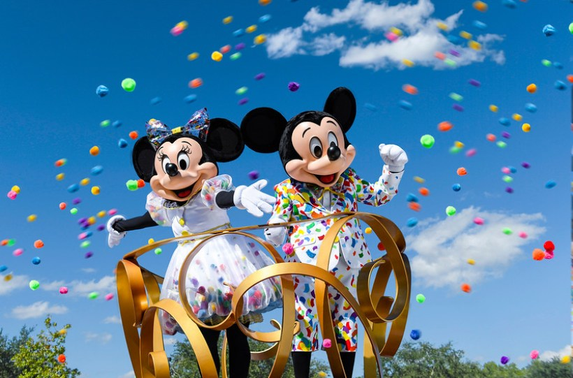 'Mickey & Minnie's Surprise Celebration' at Magic Kingdom coming in 2019 with more WDW surprises
