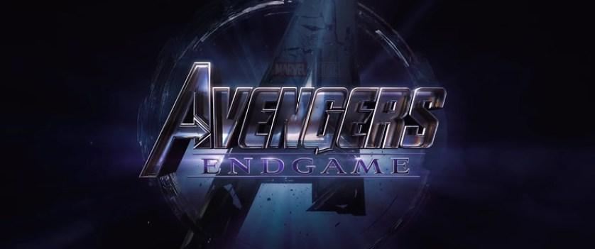 avengers endgame logo