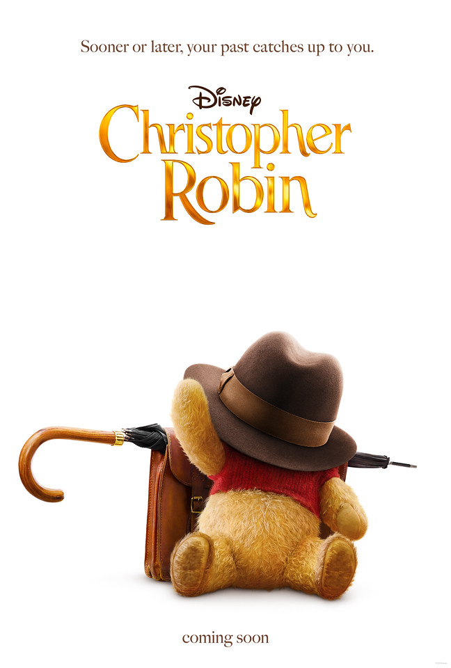 CHRISTOPHER ROBIN trailer debuts something sweet