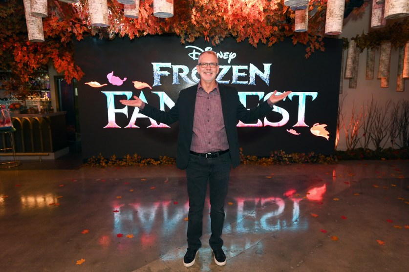Frozen Fan Fest Product Showcase