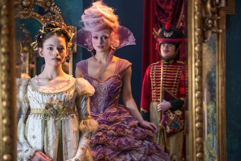 Sneak Peek coming to Disney Parks for  THE NUTCRACKER AND THE FOUR REALMS