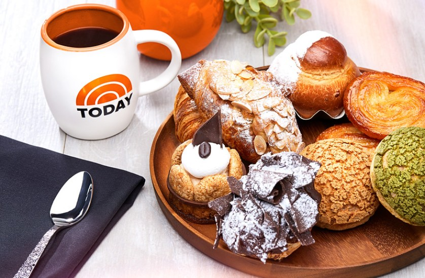 Pastries - TODAY Cafe