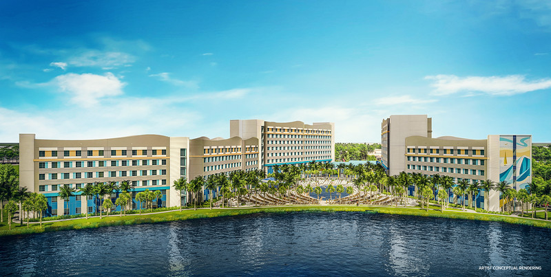 Universal's Endless Summer Resort - Surfside Inn and Suites, UESRSI, Project 370, Project 203, Hotels, Accommodations, Resort, RES, Value, Universal Orlando Resort, UOR, UO
