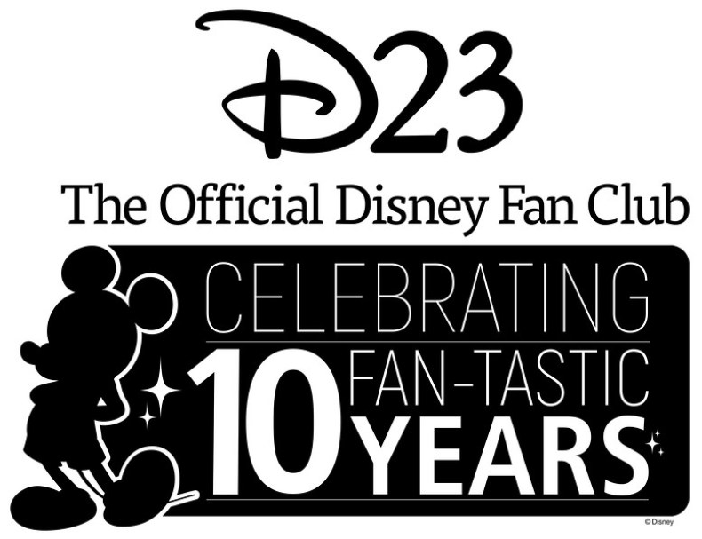 D23 announces 2019 events, its own 10th Anniversary, and