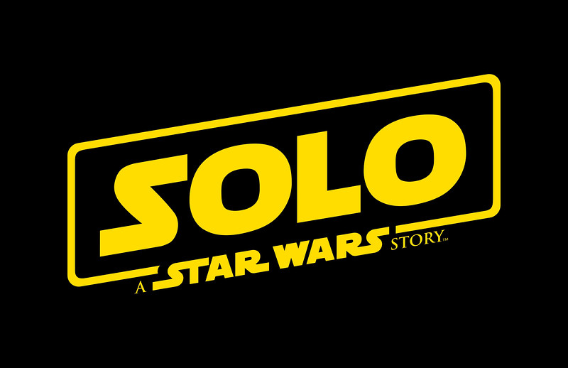 solo movie logo a star wars story
