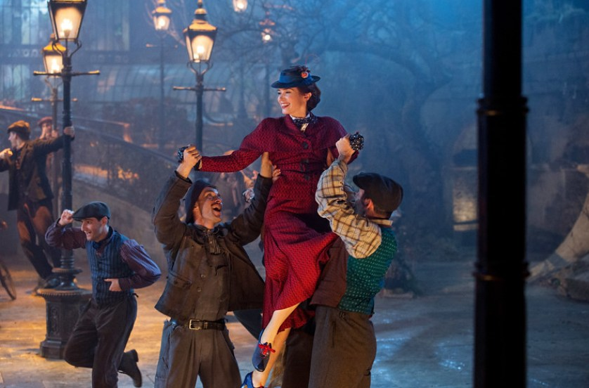 Five reasons that MARY POPPINS RETURNS is the right film made at the right time