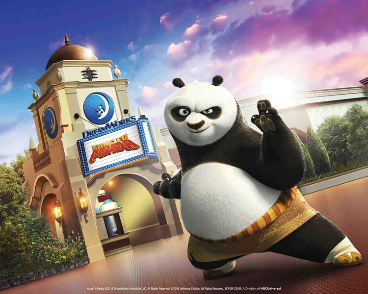 'Kung Fu Panda: The Emperor's Quest' show confirmed for June 15 at Universal Studios Hollywood