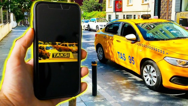 Best Way To Get A Taxi In Istanbul, Turkey