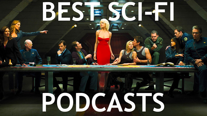 6 Science And Sci-Fi Podcasts For Travel