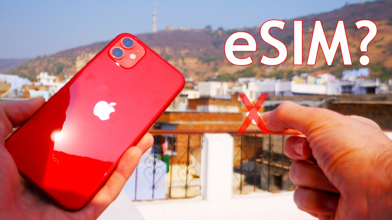 What Are eSIMs? Easy Mobile Internet For Travel