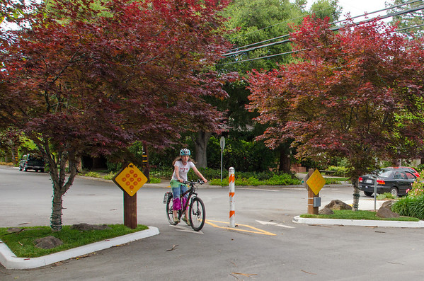 Bryant Street Bike Boulevard