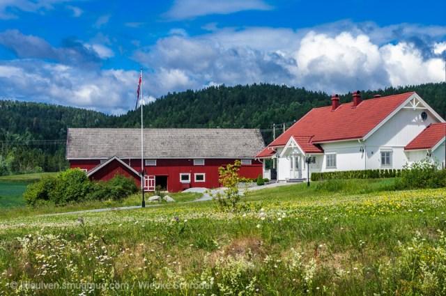Farmhouse in Buskerud