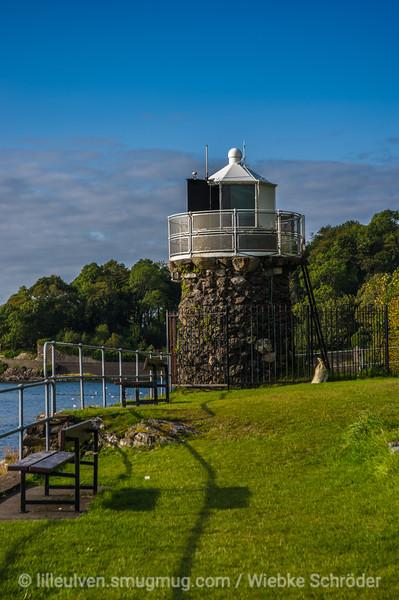 Ganavan Lighthouse