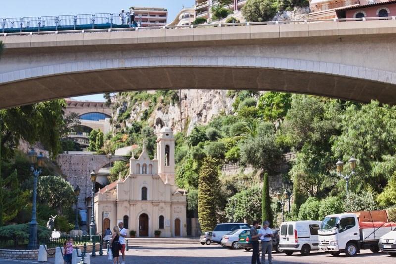 Crossing bridges in Monte Carlo