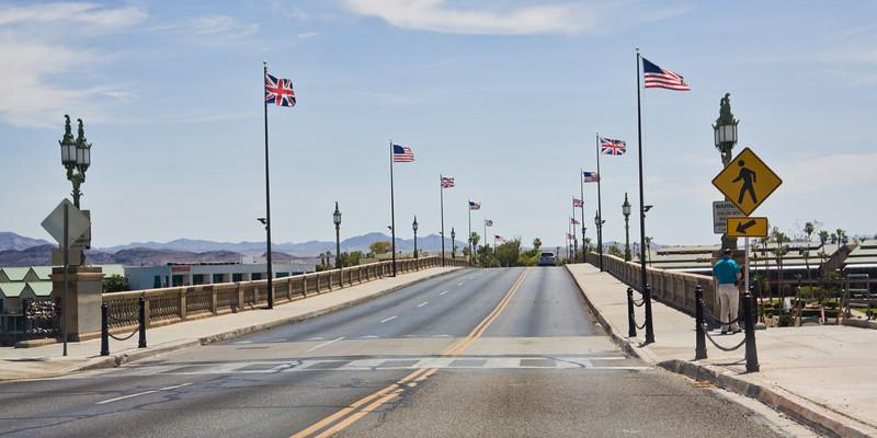 London Bridge in Arizona
