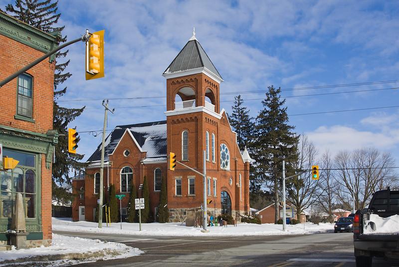 Shakespeare village, Ontario