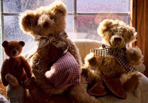 Toys: Teddy-bears Germany by Tatiana Travelways