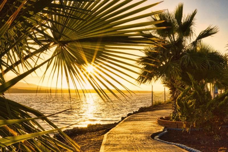 New horizon in Baja California