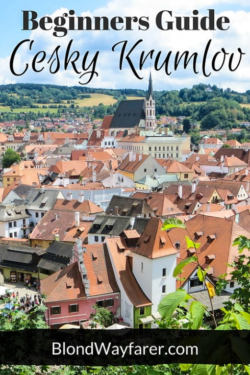 cesky krumlov | czech republic | europe towns | wanderlust | fairytale travel