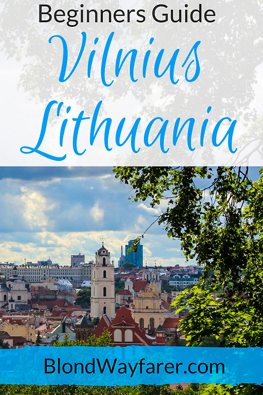 Vilnius   Lithuania   Baltics   Travel Tips   Travel Guides   Europe Vacation   Solo Female Travel   Wanderlust   Travel Inspiration