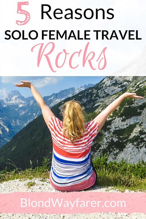 solo female travel rocks | travel inspiration | wanderlust