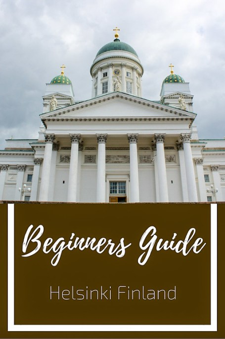 beginners guide to helsinki