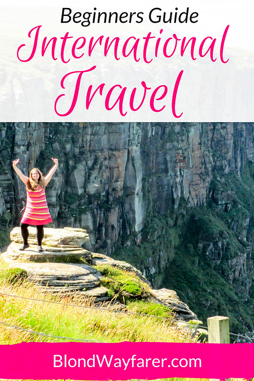 how to prepare for an overseas trip | international travel for beginners | travel tips | travel guides | solo female travel | wanderlust