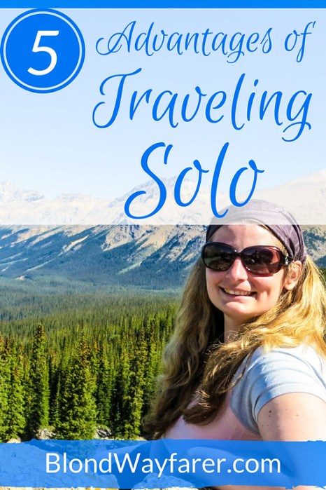 Advantages Of Traveling Solo Cute766