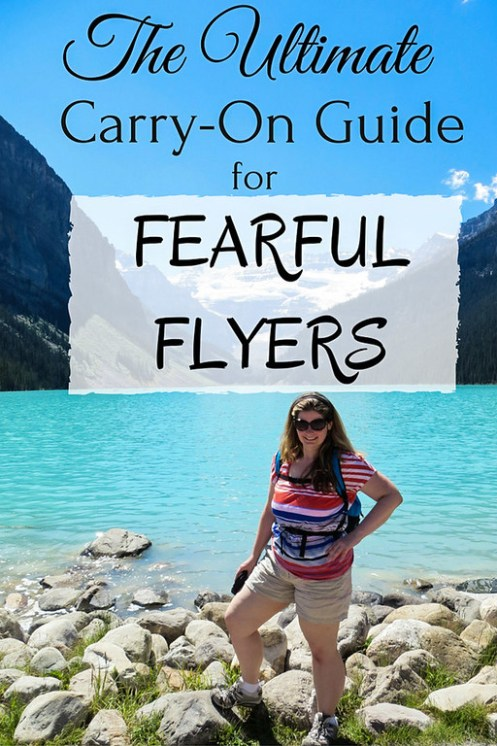 carry-on guide for fearful flyers