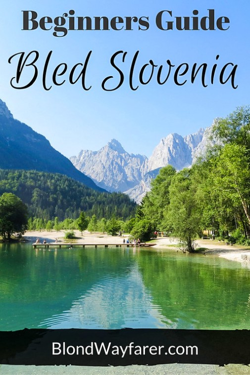 things to do in lake bled | slovenia | lake bled slovenia | travel tips | travel europe | guide to bled