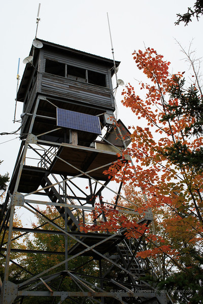 Hike to Tamworth Fire Tower