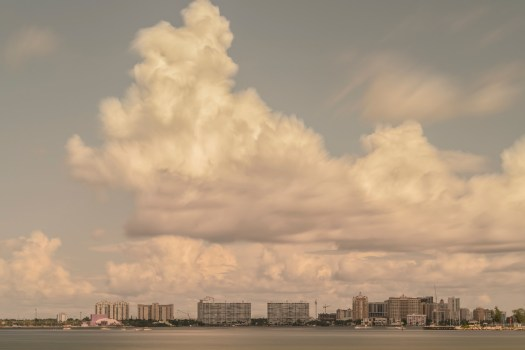 Sarasota Under the Clouds