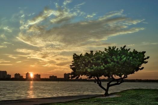 HDR Sunrise