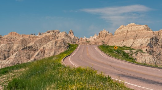 Badlands Highway 240