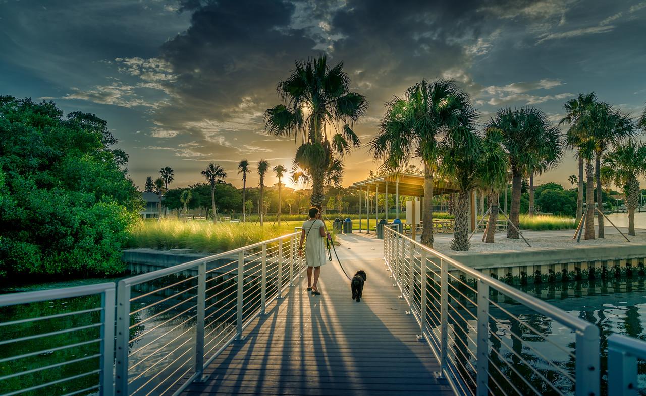 Bayfront Park on Longboat Key