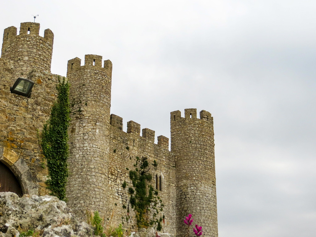 Go to Obidos and Portugal solo