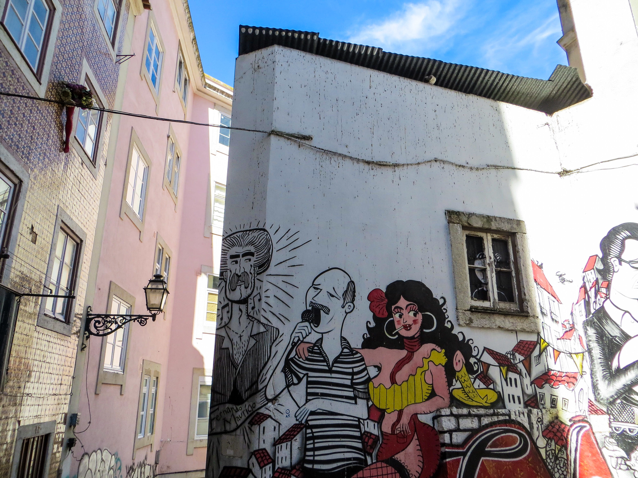 2 days in Lisbon: Make sure to see all of the street art