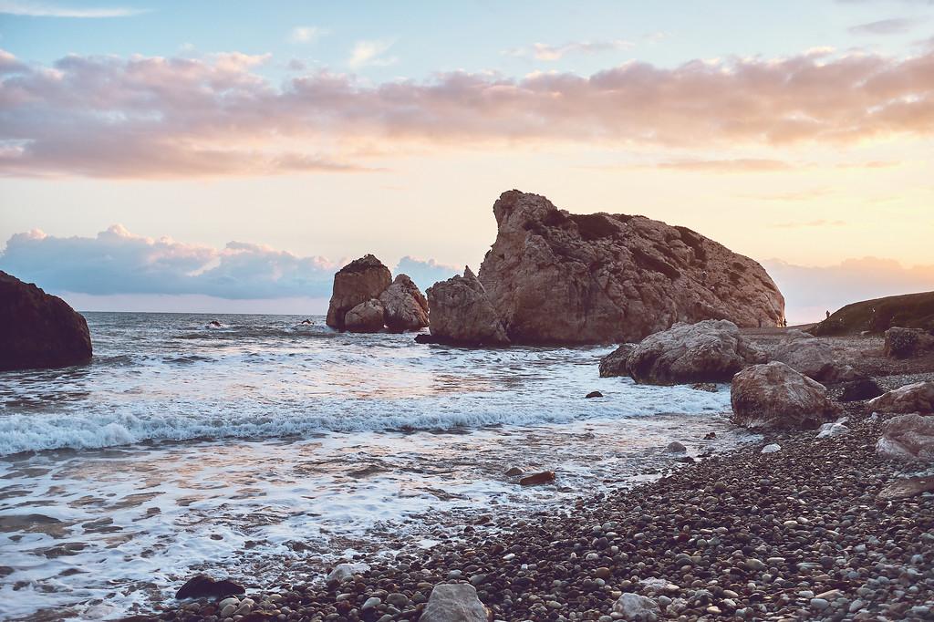 Aphrodite's birthplace – cyprus