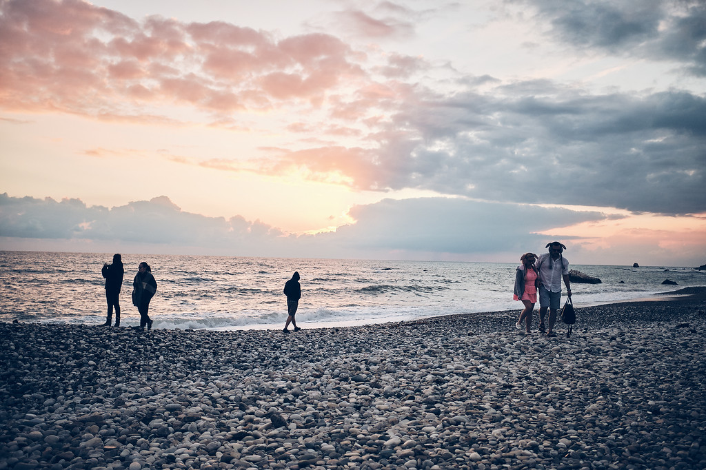 legend of Aphrodite, the beach where she was born