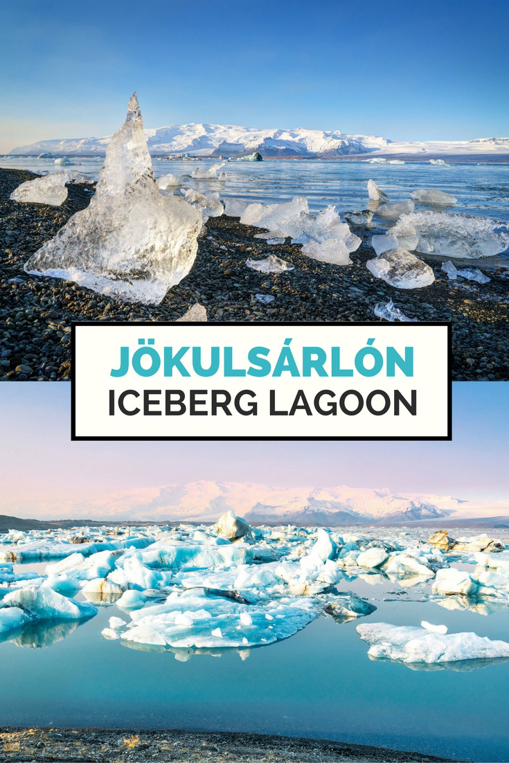 Tips for visiting Jokulsarlon lagoon Iceland. More at ExpertVagabond.com