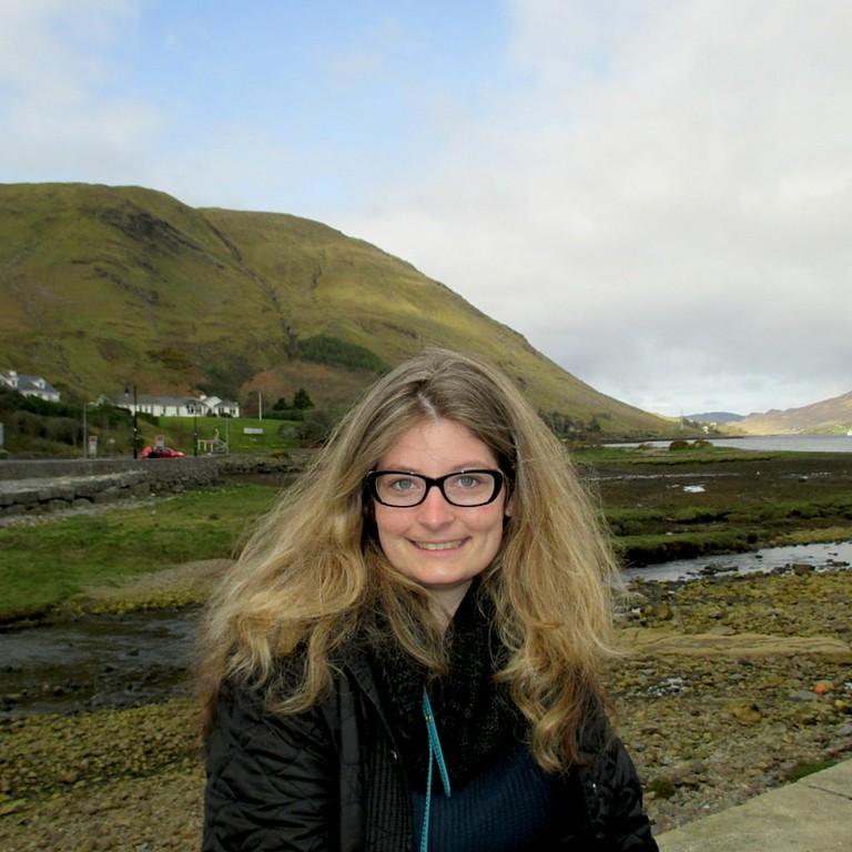 Rachel Elizabeth in Ireland
