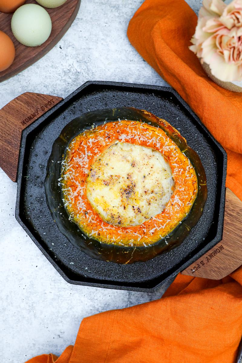 Roasted Bacon, Egg & Cheese Pumpkin Recipe
