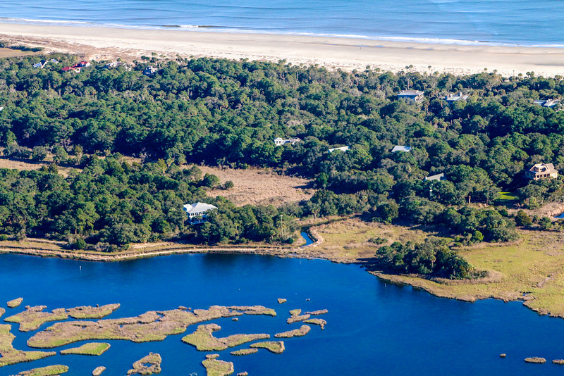 Dewees Island Beach Cottage 122 Lake Timicau