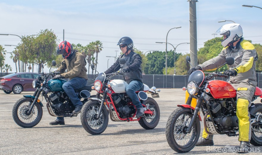First Ride 2018 Ssr Buccaneer 250 Classic And Cafe