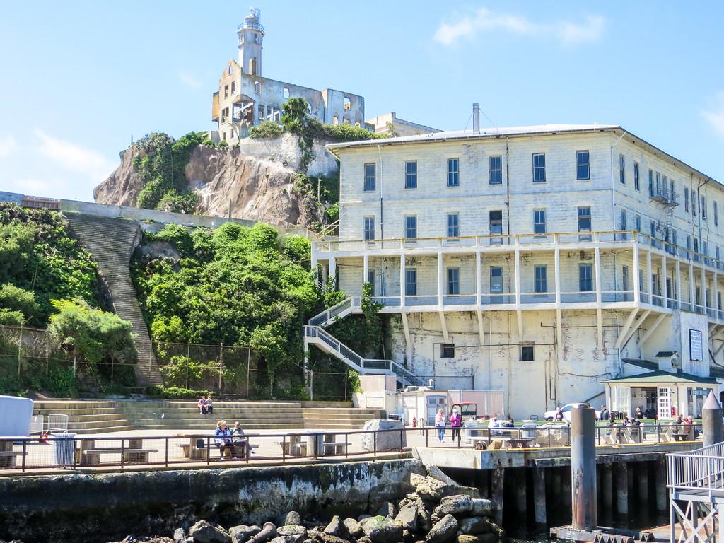 Absolutely see Alcatraz Prison when you take a solo trip to San Francisco