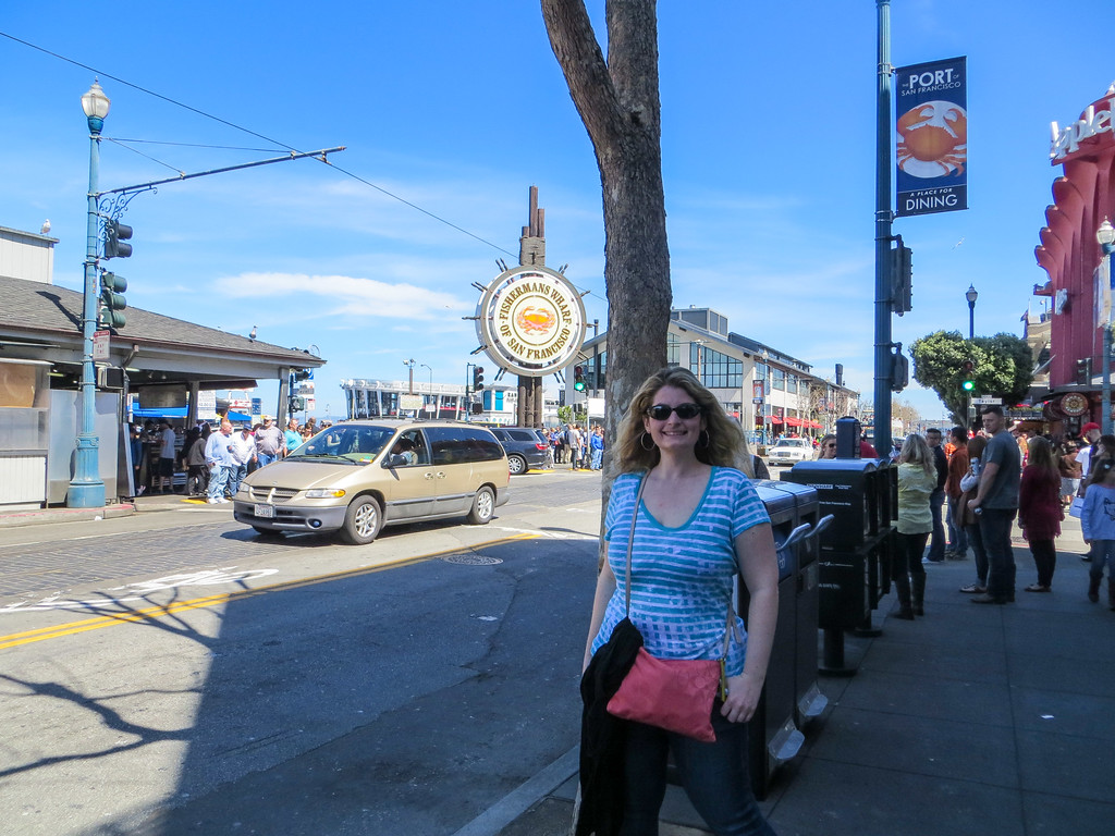solo female travel in san francisco
